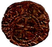 Obole - Charles I d'Anjou - Comte de Provence -  obverse