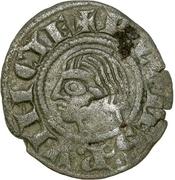 Obole - Charles Ier d'Anjou (avec croix coupant la légende) – obverse
