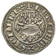 ½ Gros - Jeanne de Naples and Louis de Tarante – obverse