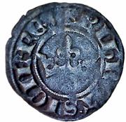 Obole de Robert d'Anjou (1309-1343) – obverse