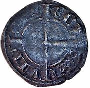 Obole de Robert d'Anjou (1309-1343) – reverse