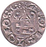 Denier Alphonse de Poitiers - Marquis de Provence – obverse