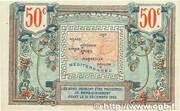 50 centimes - Région provençale – reverse