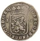 1 Gulden – obverse