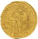 1 Ducat - Ferdinand II – obverse