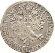 1 Arendsrijksdaalder - Ferdinand II – obverse