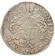 1 Arendsrijksdaalder - Ferdinand II – reverse