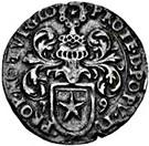 8 Stuivers (Siege of Maastricht) – obverse