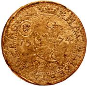 1 Gulden (Siege of Leiden) – obverse