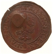 2 Stuivers - Emergency coinage – obverse