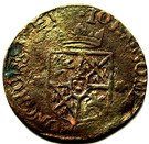 1 Oord - Johann II – obverse