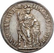2 Gulden – reverse