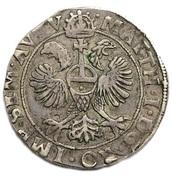 Florijn or 28 Stuivers - Matthias I (Kampen) – obverse