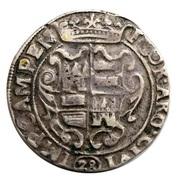 Florijn or 28 Stuivers - Matthias I (Kampen) – reverse