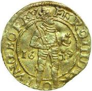 Ducat (Overijssel, Trade coinage) – obverse