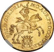 14 Gulden – obverse