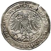 1 Daalder - Wilhelm V. von Bronkhorst – reverse