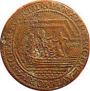 Token - Capture of Breda 1590 – obverse