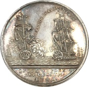 Medal - Battle of the Doggerbank – obverse