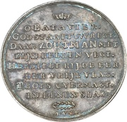 Medal - Battle of the Doggerbank – reverse