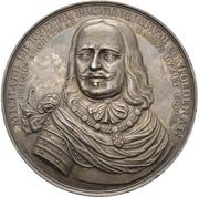 Medal - Death of admiral Michiel de Ruyter – obverse