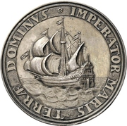 Medal - Founding of the East India Company – obverse