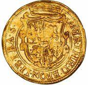 1 Crown - Herman Diederik van Bronckhorst – obverse