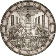 Medal - The Synod of Dordrecht – obverse