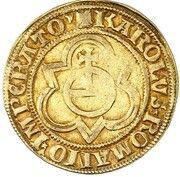 1 Goldgulden - Charles V – obverse