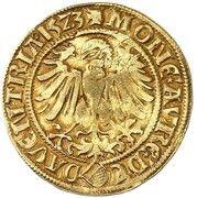 1 Goldgulden - Charles V – reverse