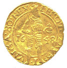 1 Ducat - Ferdinand III – reverse