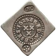 20 Stuivers (Siege of Breda) – obverse