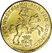 7 Gulden – obverse