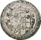 1 Guilder - Johann Franz – obverse