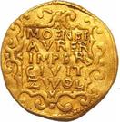 1 Ducat - Ferdinand II (Trade Coinage) – reverse