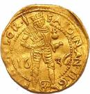 1 Ducat - Ferdinand II (Trade Coinage) – obverse