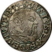 1 Groschen - Albrecht of Brandenburg – obverse