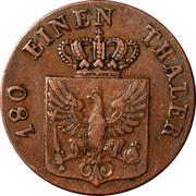 2 Pfenninge - Friedrich Wilhelm III – obverse