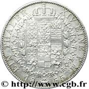 1 Thaler - Friedrich Wilhelm IV – reverse