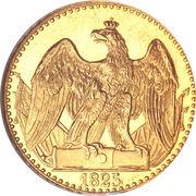 ½ Friedrich d'Or - Friedrich Wilhelm III. – reverse