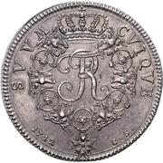 1 Thaler - Friedrich I – reverse