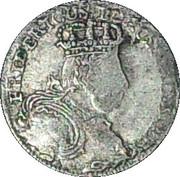 6 Gröscher - Friedrich II. – obverse