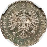 ⅙ Thaler - Friedrich Wilhelm IV – reverse