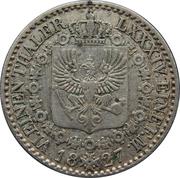 ⅙ Thaler - Friedrich Wilhelm III – reverse