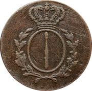 2 Pfennige - Friedrich Wilhelm III – obverse
