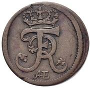 1 Denar - Friedrich II. – obverse