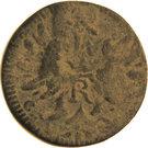 3 Pfennig - Friedrich I. – obverse