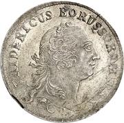 12 Mariengroschen - Friedrich II. – obverse