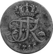 1/12 Thaler - Friedrich II. – obverse