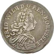 1/12 Thaler - Friedrich Wilhelm I – obverse